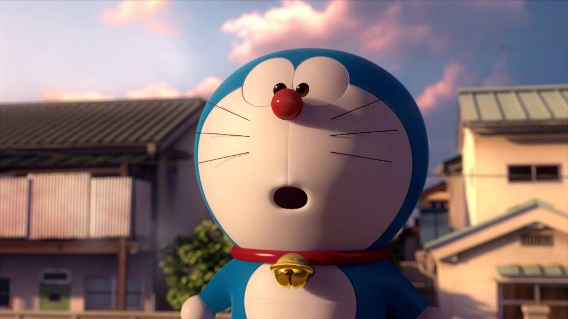Doraemon 3d Wallpaper Stand By Me