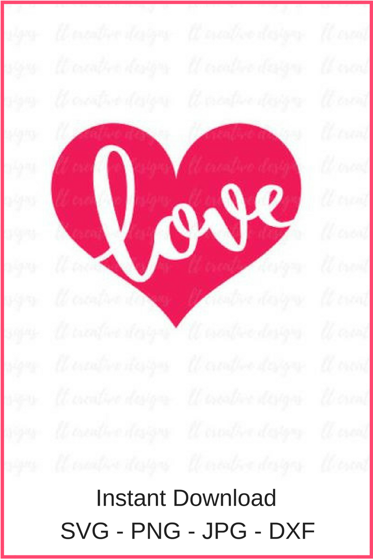Download This sweet LOVE pattern is perfect for Valentine's Day or ...