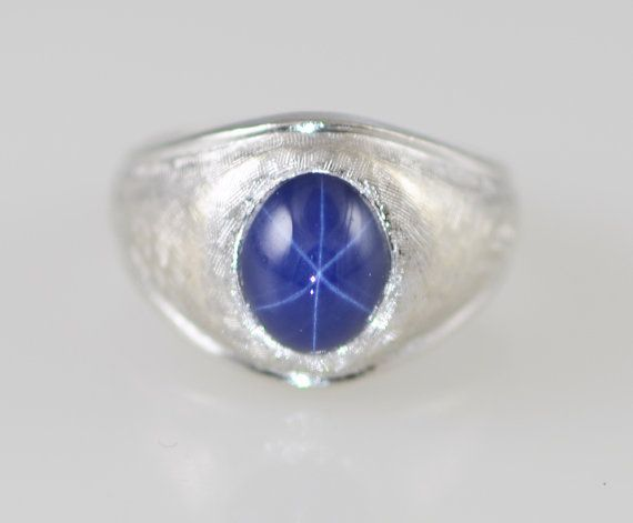Unavailable Listing On Etsy Star Sapphire Ring Sapphire Ring Precious Jewelry