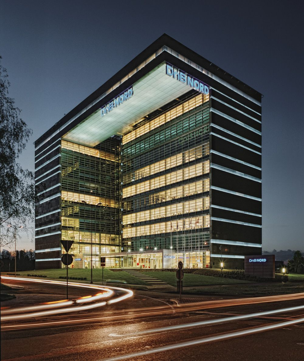 Dnb Nord Office Building Audrius Ambrasas Architects With