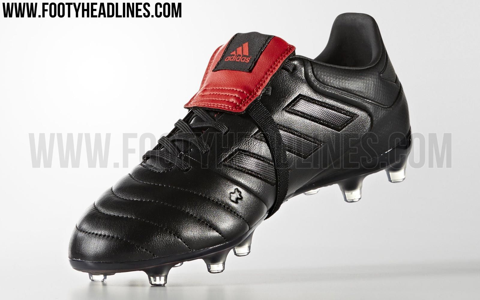 c53333ac9f70 Black / Red Adidas Copa Gloro 17 Boots Leaked - Footy Headlines ...
