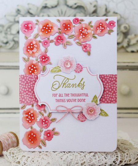 Ptifloribunda1 thank you cards Pinterest Viajes - tarjetas creativas