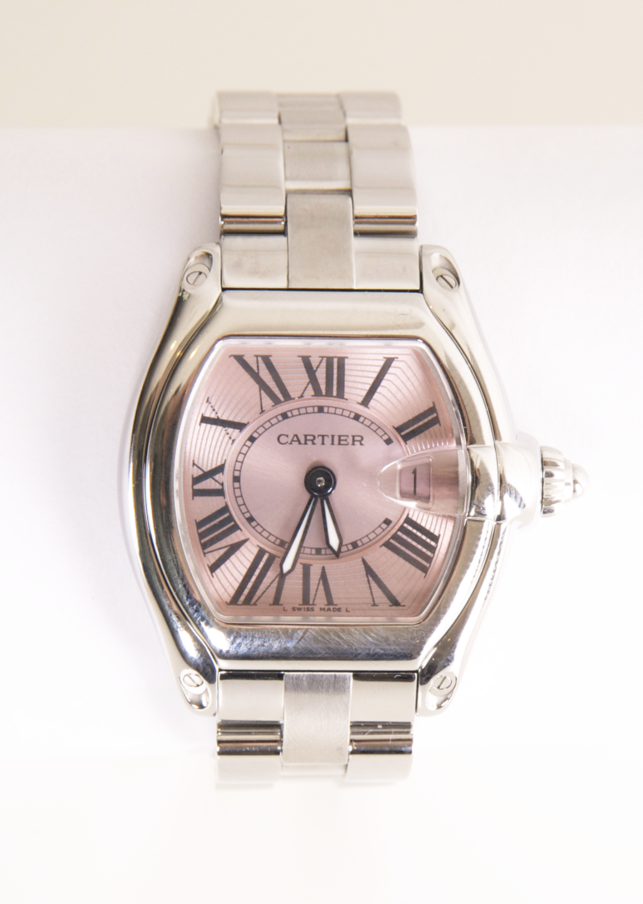 6470c4870c5 CARTIER WATCH  Michelle Flynn Flynn Coleman-HERS It was love at first sight!