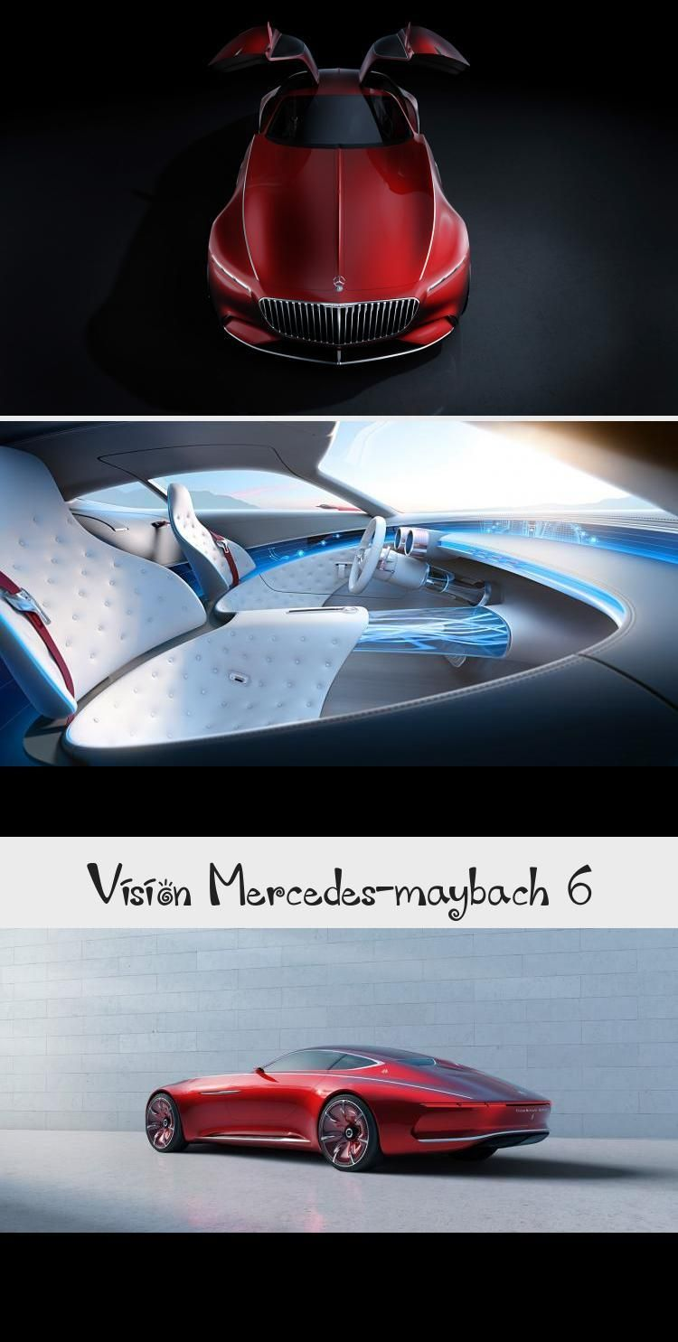 Photo of Vision Mercedes-maybach 6 – Dekoration