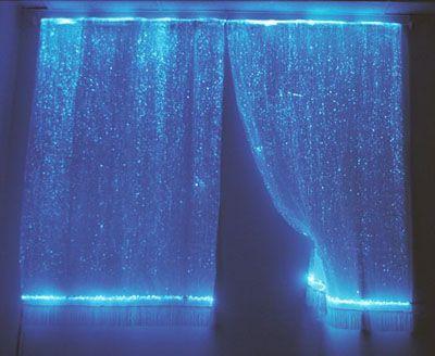 Fiber Optic Curtain HYFOC 1618