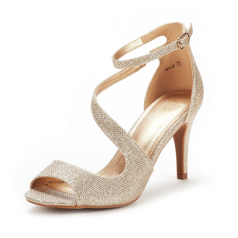 d48afcbfb5bb0 Amazon.com | DREAM PAIRS Women's NILE Fashion Stilettos Open Toe ...