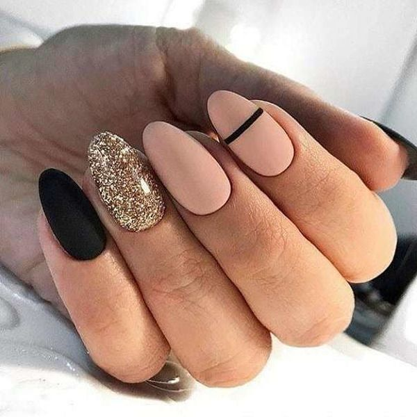 55 Nail Patterns With Jewelry, See The Used Enamels 2019