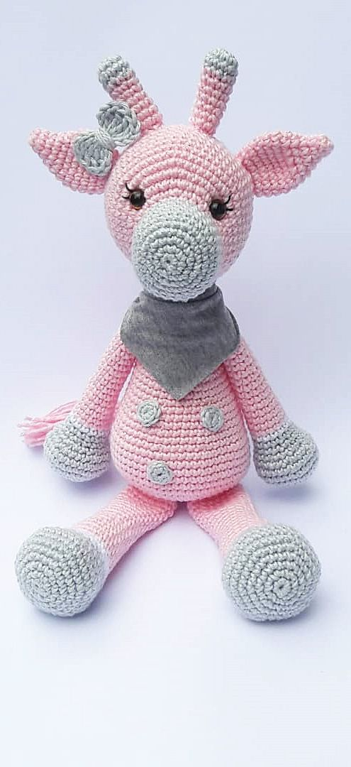 23 Cute and Different Amigurumi Animal Pattern Ideas - Page 14 of ... | 1080x495
