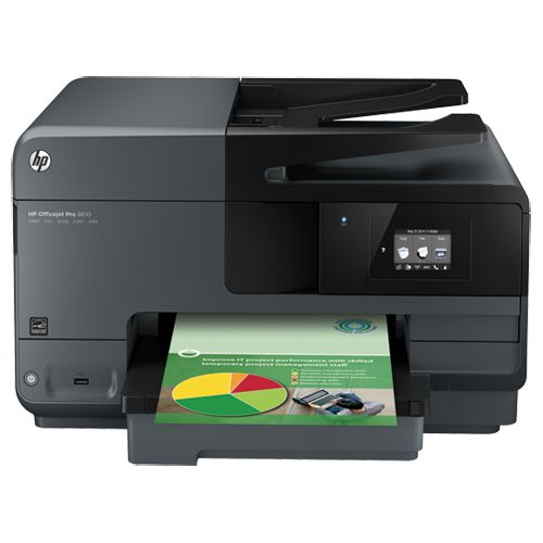 Hp Officejet Pro 8610 Wireless All In One Inkjet Printer This Is