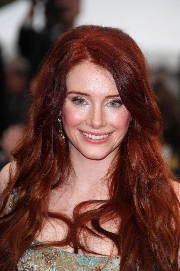 10 Beautiful Celebrity Redheads - BecomeGorgeous.com