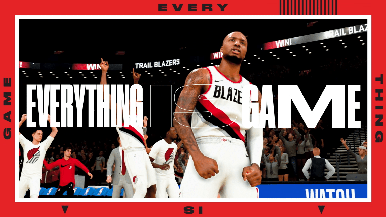 See Why Everything Is Game In The New Nba 2k21 Gameplay Trailer Nba News Nba News Nba Gameplay