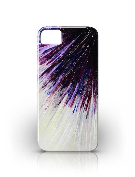 Hand Painted Phone Cases Black Dahlia Via Onepomegranate Click