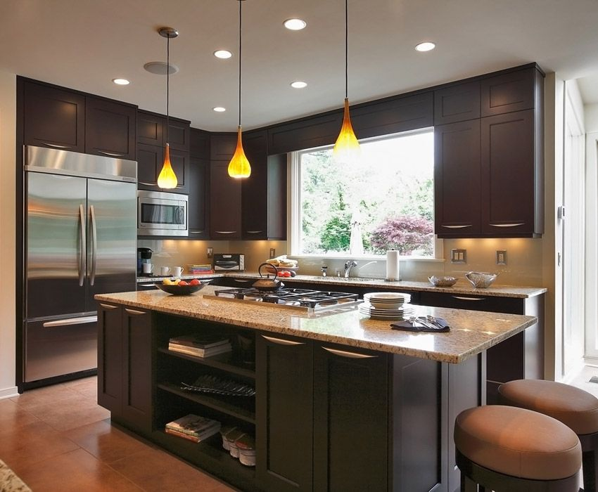 transitional modern kitchen | TRANSITIONAL KITCHENS | Kitchen design ...