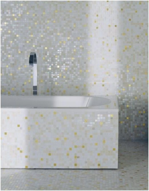 Awesome New White Mosaic Tile Bathroom  Mifd283  Pinterest Endearing Black And White Mosaic Tile Bathroom Decorating Design