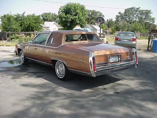 Pin On Cadillac Fleetwood De Vile