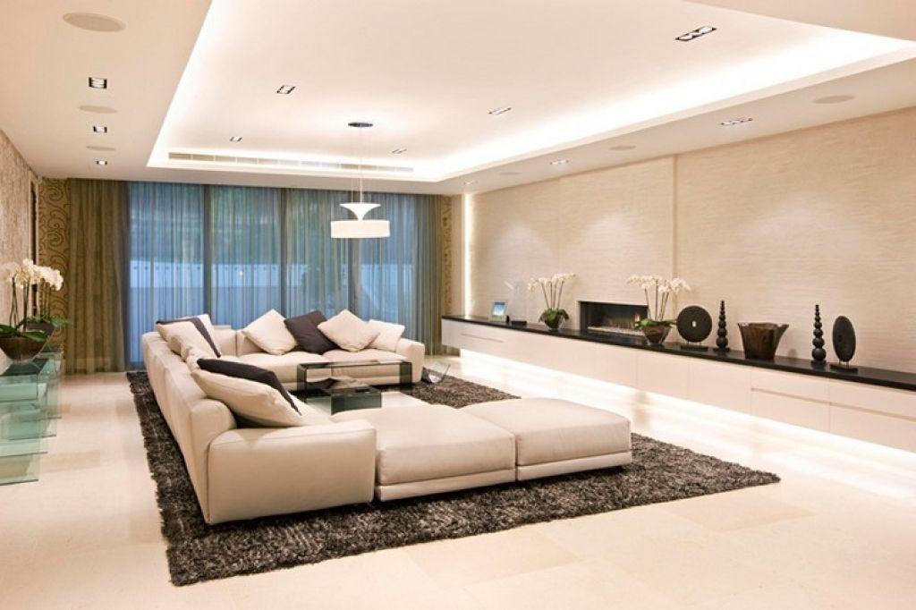 Wohnzimmer Lampe Modern Wohnzimmerbeleuchtung Beispiele Und Tipps Zur Planung