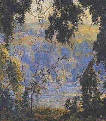 Por amor al arte: Daniel Garber (1880-1958)