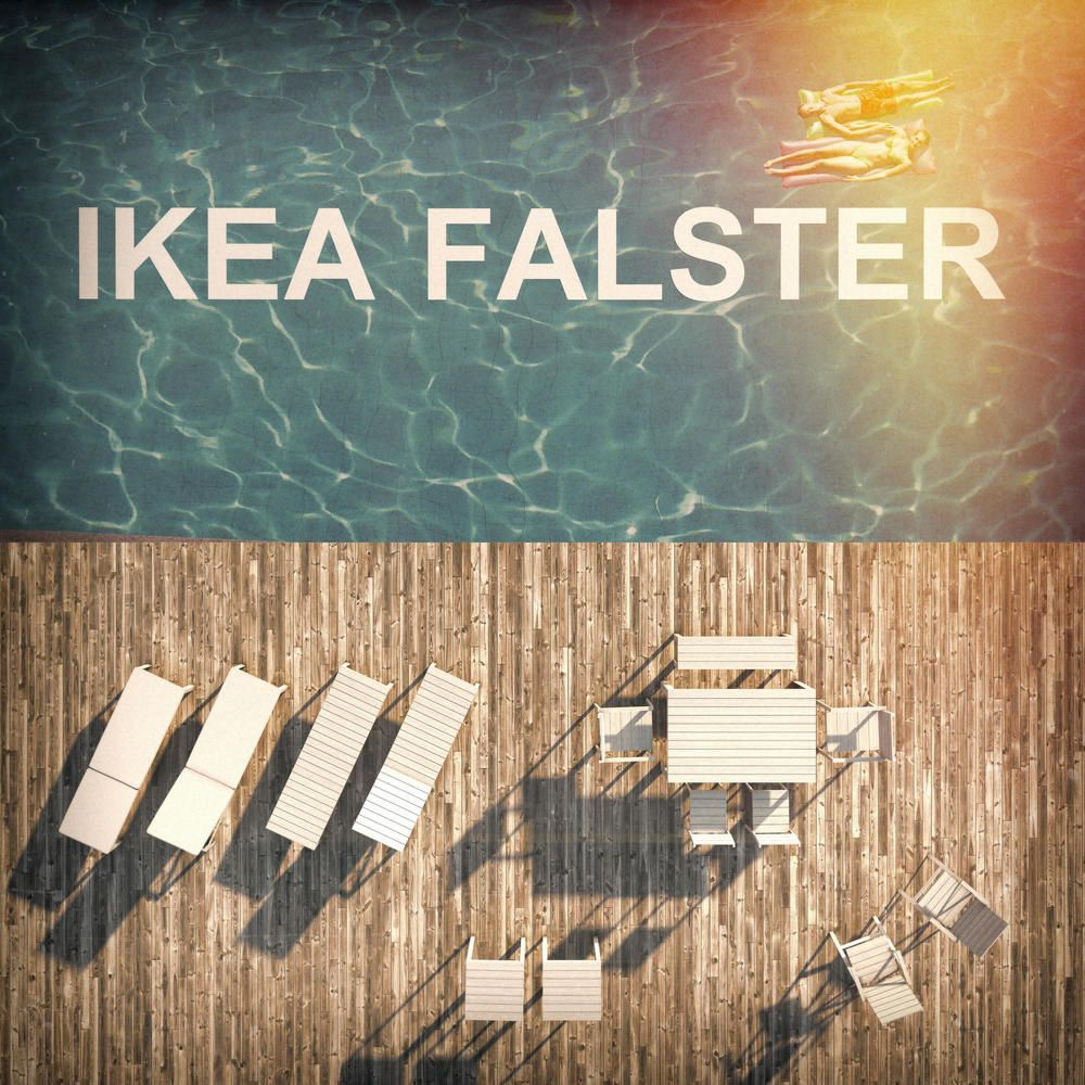 Ikea falster garden furniture design youtube - Free 3d Models Ikea Falster Outdoor Furniture Series
