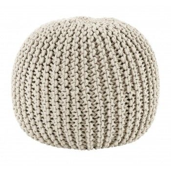 Maille Poufs Salons Meubles Fly Salon Scandinave