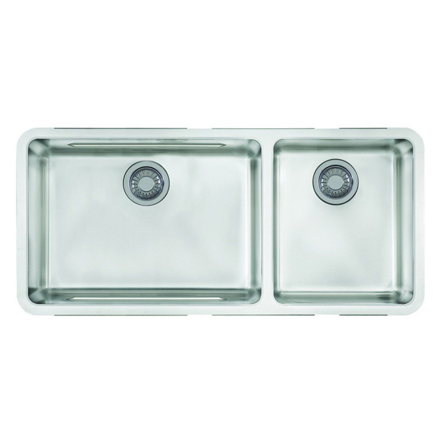 Franke Usa Kubus Kbx12039 Undermount Kitchen Sink Sink Double