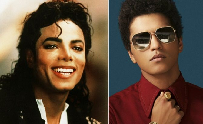 No, Michael Jackson Isn't Bruno Mars' Dad