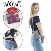 Monedero para teléfono Kylie Aquí encontrarás el bolso pequeño ideal para tus viajes y …