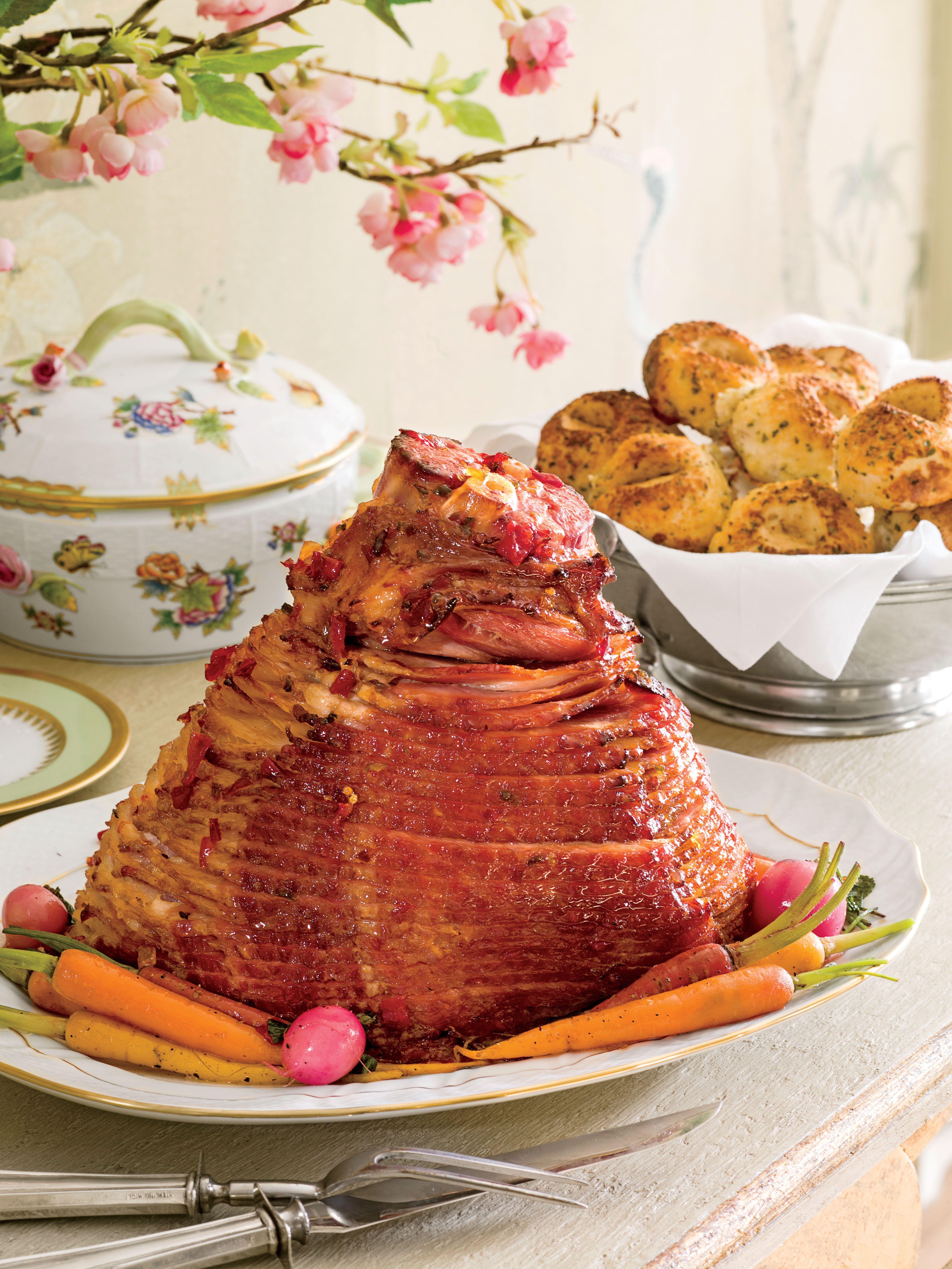 How To Make A No Fail Glaze For Your Easter Ham Easter Ham Hams