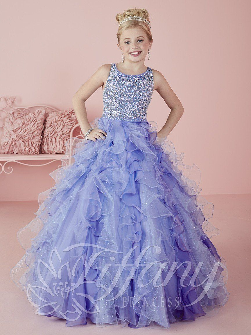 Tiffanny Princess Dress 13474 by House Of Wu | Princess, Periwinkle ...
