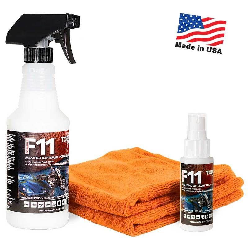 F11® Polish & Sealer Web Special Kits Sealer, Top coat