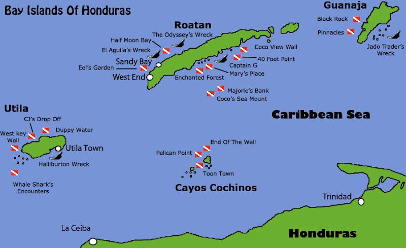 The Ferry To Roatan Honduras And A Look At The West End Roatan