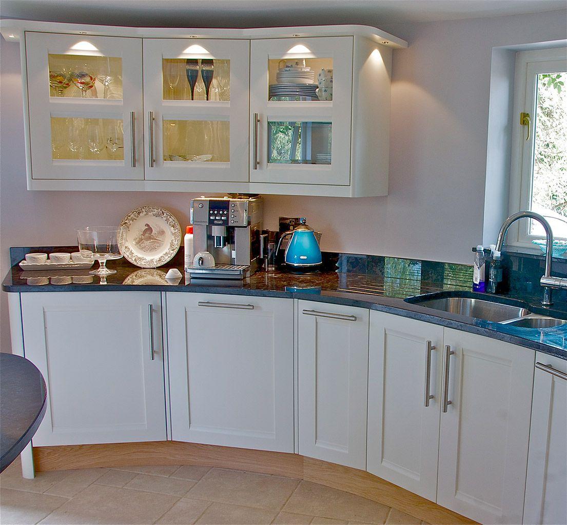 Kitchen Design Kent: Round #oasthouse #kitchendesign In #Kent. The Perfect