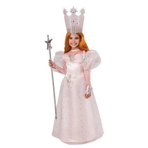 The Wizard Of Oz Glinda Costume Child Toddler 2T4T | Baby Costume ...