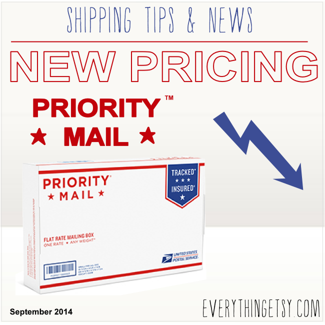 Usps Price Changes Now I Love Priority Mail Even More