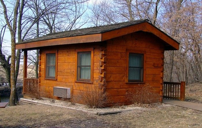 These 10 Cabins In Iowa Provide The Ultimate Outdoor Getaway Outdoor Getaways Cabin Iowa Travel