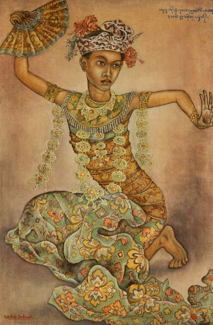 Auction Indonesian paintings 28th of May 2013