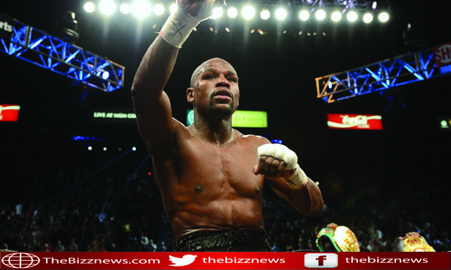 Top 10 Highest Paid Sportsmen In The World 2016
