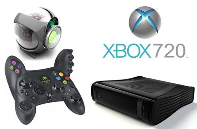 consolas de videojuegos xbox 720