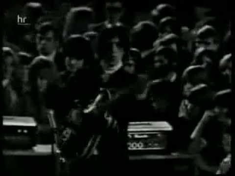 The Kinks (Part 1) Live in Offenbach Germany 1965-1966