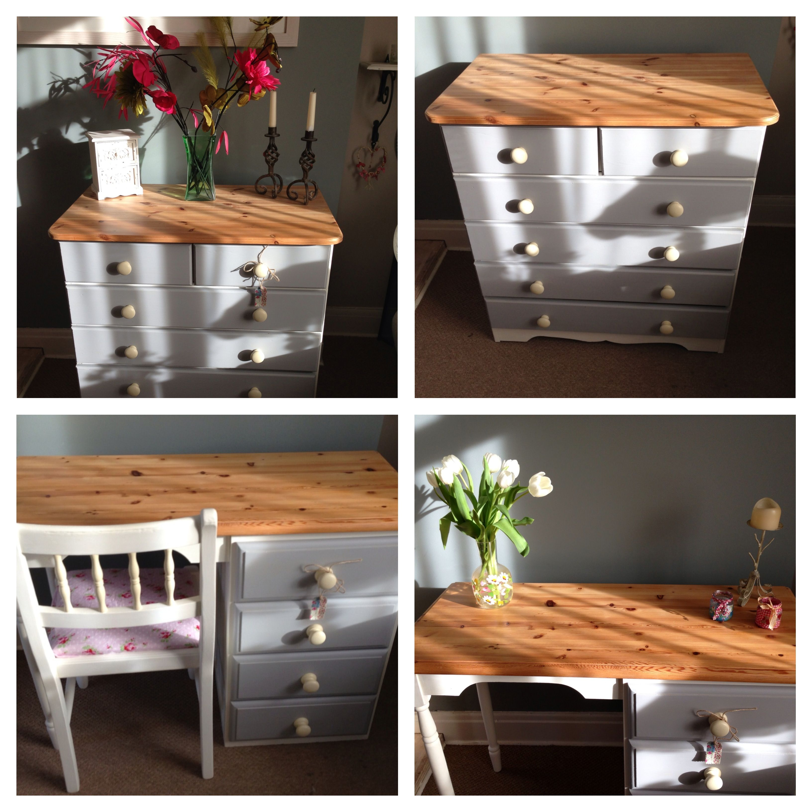 Upcycled Furniture: Upcycled Bedroom Furniture