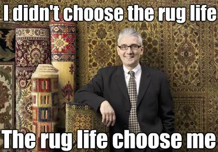 Pun Rug Have A Laugh Funny Memes Life