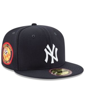 finest selection 99df2 e6715 New Era New York Yankees Ultimate Patch Collection Game 59FIFTY Fitted Cap  - Blue 7 5 8