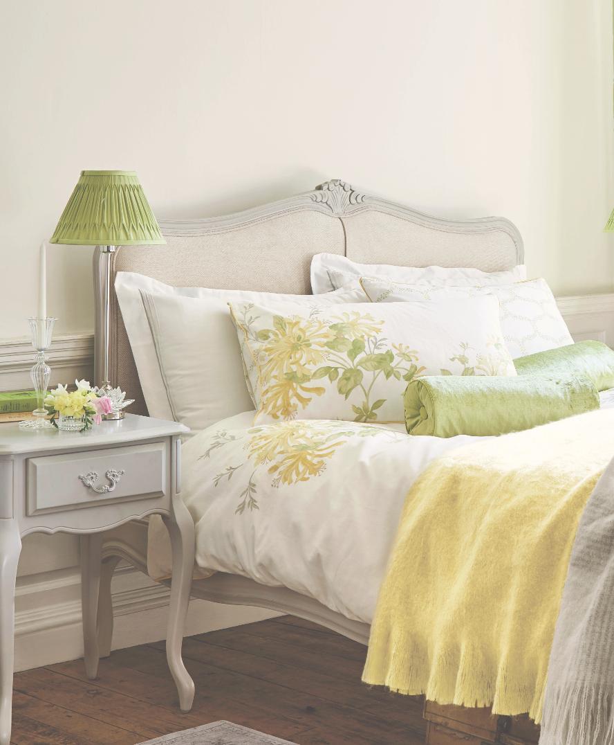 Lemon Cottage...Laura Ashley Spring/Summer 2015: Flower