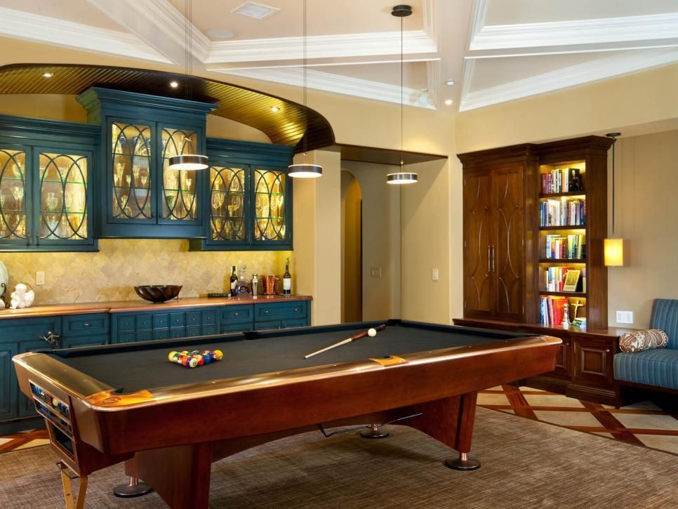 40 Perfect Game Room Ideas With Images Game Room Decor Game
