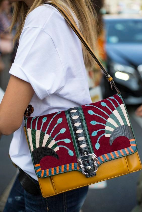 Bag Inspiration Accessories Street style Colorful Inspiration Bag More on d9bdd6