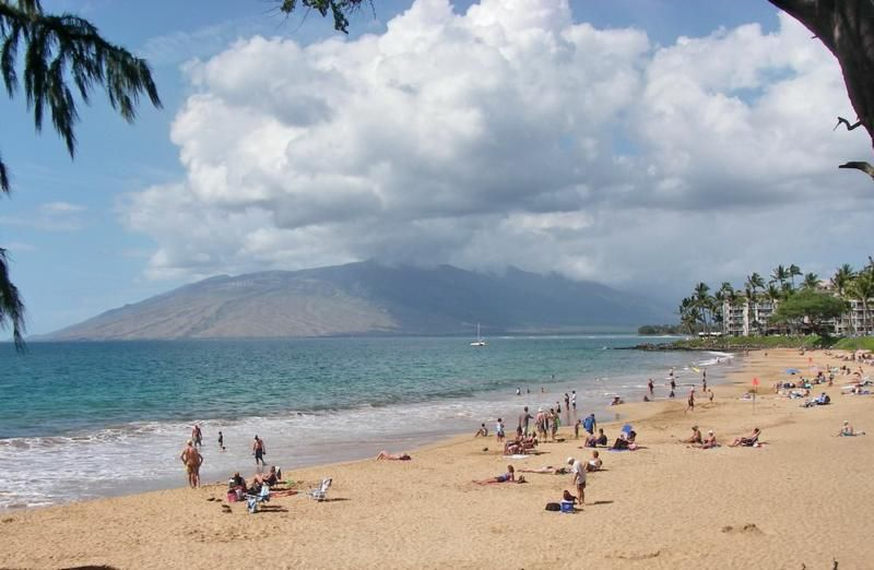 Ole Beach Park Near Our Timeshare In Kihei Best Beaches Maui