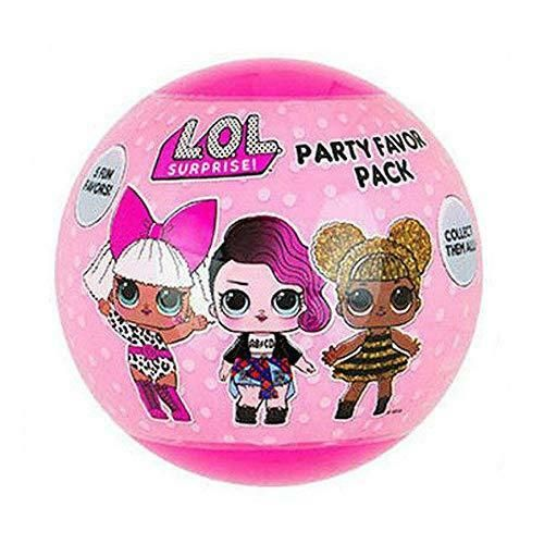 New Sealed LOL Surprise Doll Party Favor Pack Birthday Favors 5 Fun Favors Each