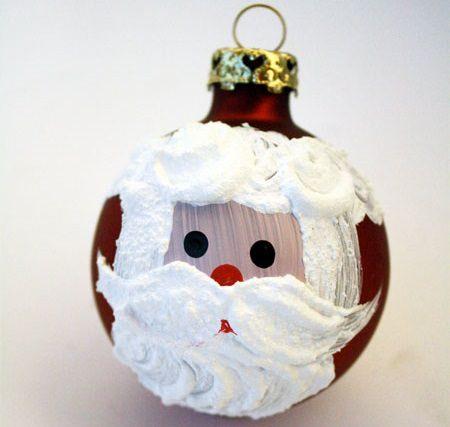 Adornos navidenos caseros con ninos