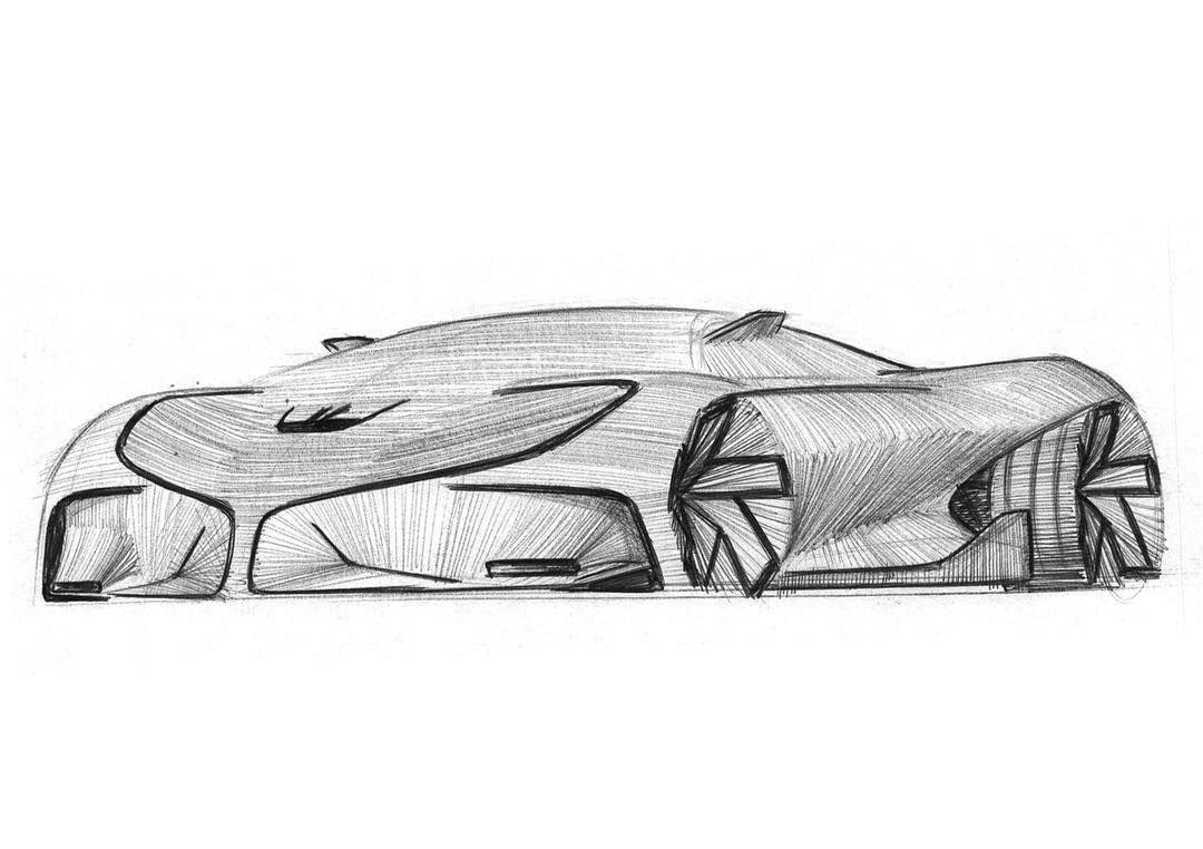 Hellcat Ballpointpen Doodles Sketch Carsketch Freemind Sportscars Nopackage Dafuck Afterwor Concept Car Sketch Supercar Design Car Design Sketch