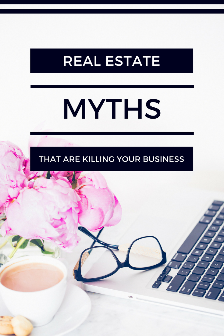 3 Real Estate Success Myths Why Theyre Untrue Pinterest Real