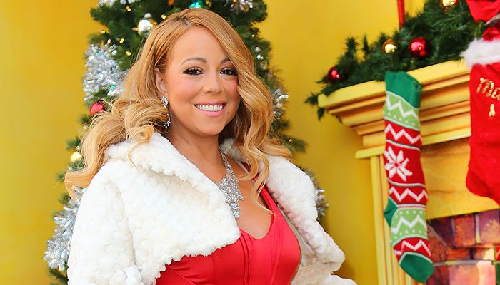 Mariah Carey James Corden Come Together For A Christmas Carpool Karaoke With A Surprising Twist Mariah Carey Christmas Carpool Karaoke Mariah